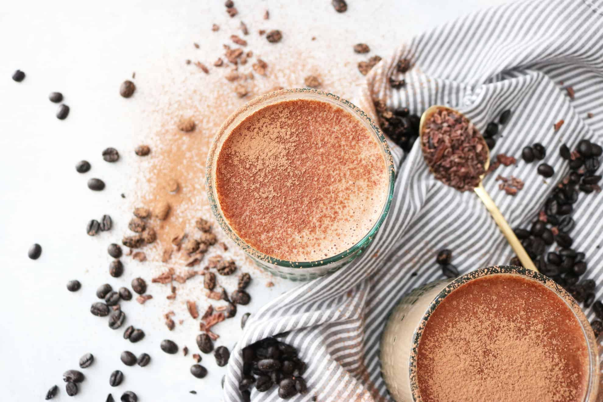 Coffee Cacao Shake