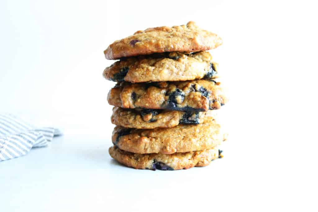 Muffin Top Breakfast Cookies