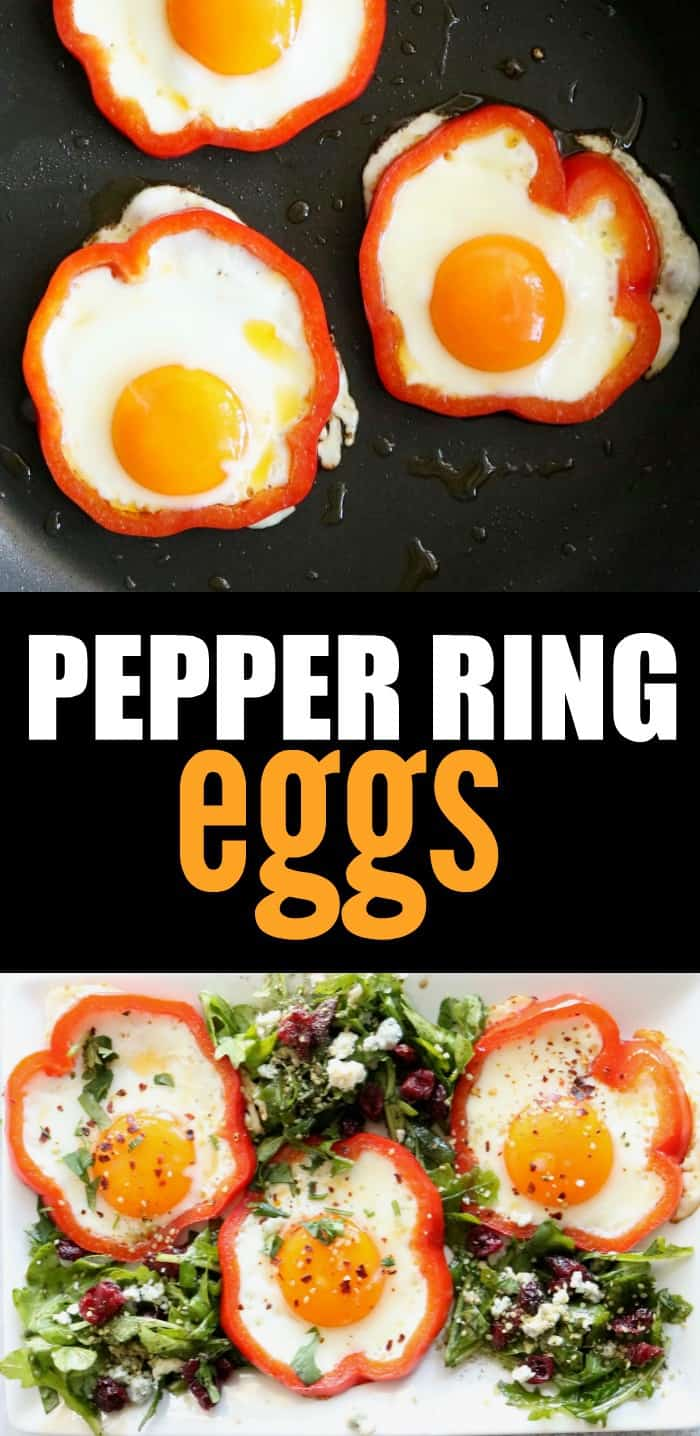 Pepper Ring Eggs