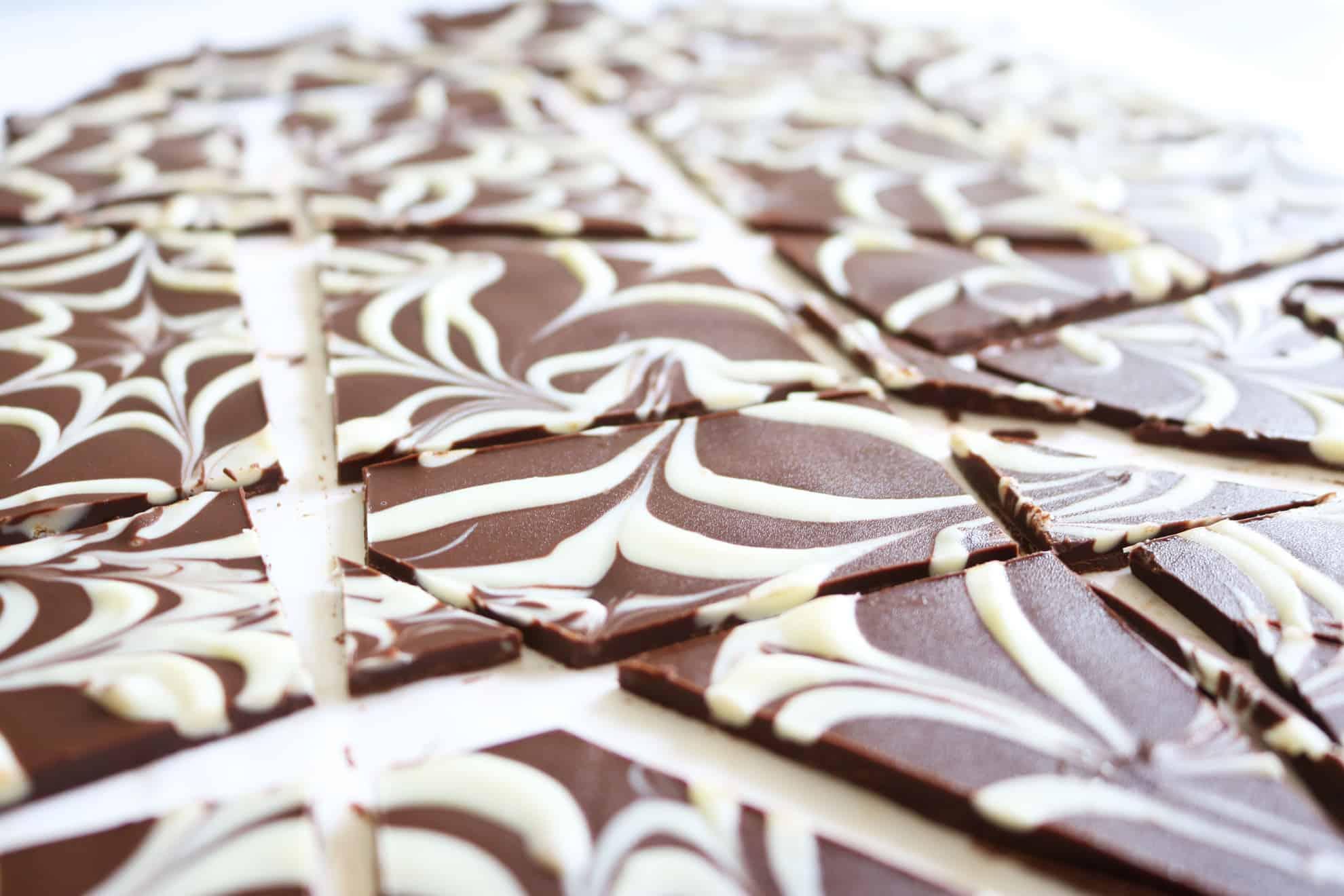 Chocolate Spiderweb Bark